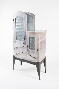 Part of the Prarie View Furniture Exhibit at the Branigan Cultural Center