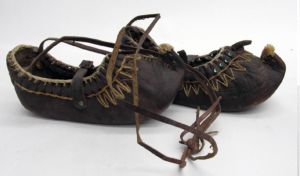 image of kurdish shoes