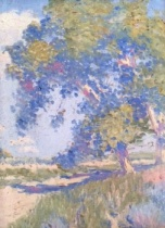 Color & Vision Image 1 Cottonwood In Spring by Ailleen Shannon (1)