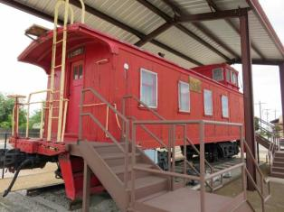 LCRR Caboose