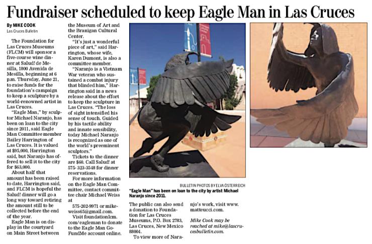 Eagle Man Fundraiser