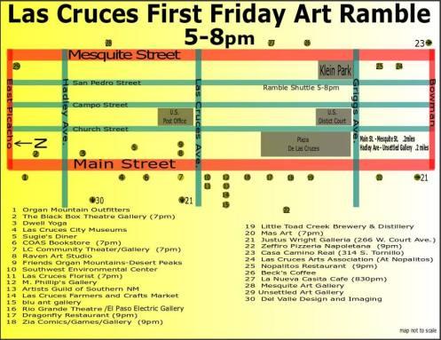 1st Friday Art Ramble