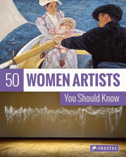 50WomenArtistsYouShouldKnow